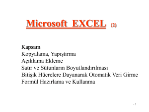 4-MS Excel(2)