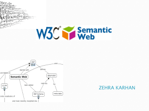 08260023-Semantic Web