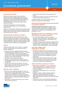 Turkish - Department of Health - ED Factsheet