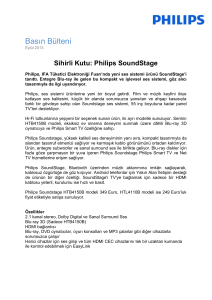 Philips SoundStage