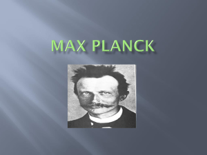 max planck - WordPress.com