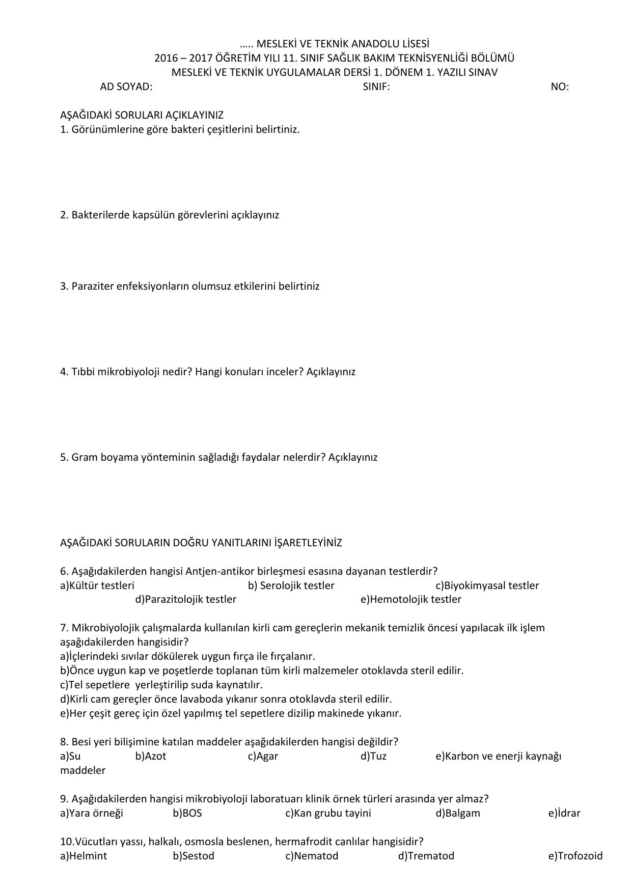 Mesleki Ve Teknik Uygulamalar 1 1