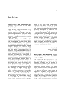 Book Reviews - Journal of Cell and Molecular Biology