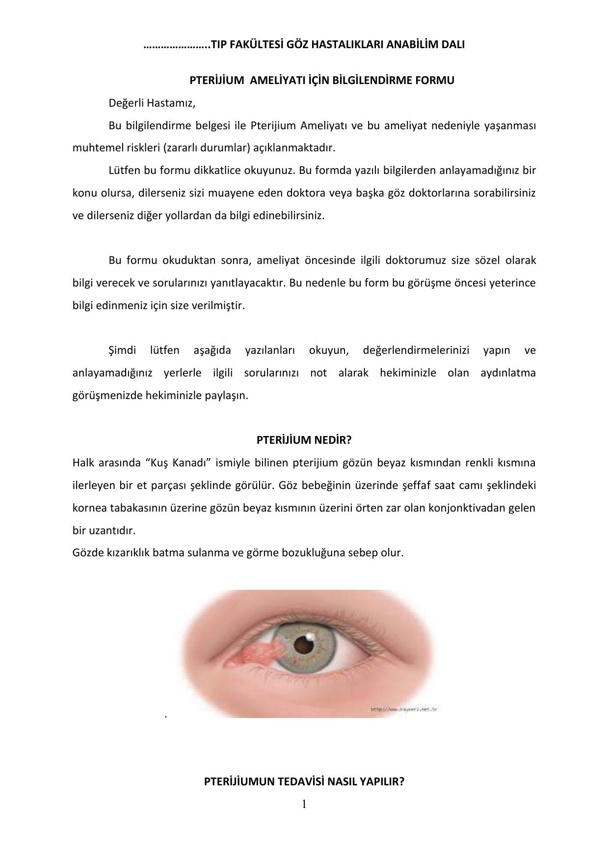 Göz küresinin enükleasyonu - nedir 30