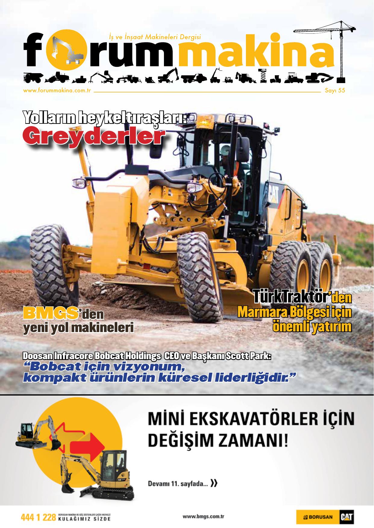 greyderler - forum makina