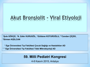 59. Milli Pediatri Kongresi