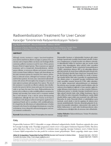 Radioembolization Treatment for Liver Cancer