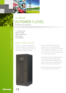 DS Power 3 Level