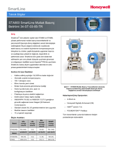 SmartLine - Honeywell Process Solutions
