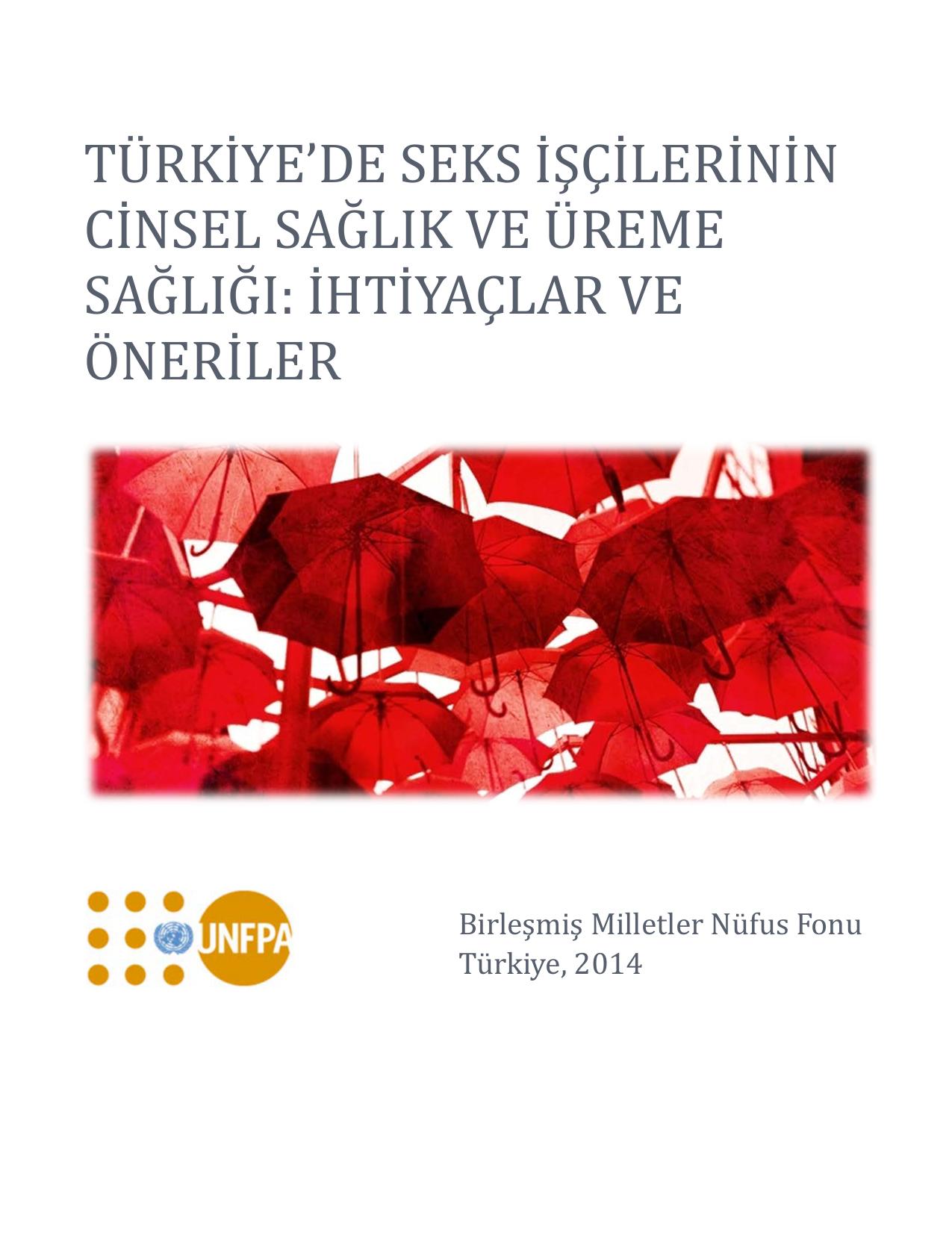 Türkiye'de cinsellik kadını hasta ediyor