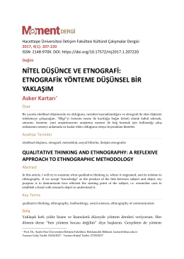 Revisiting National Security Discourse in Turkey
