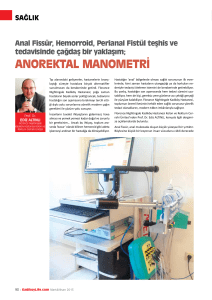 Anal Manometry (PDF Available)