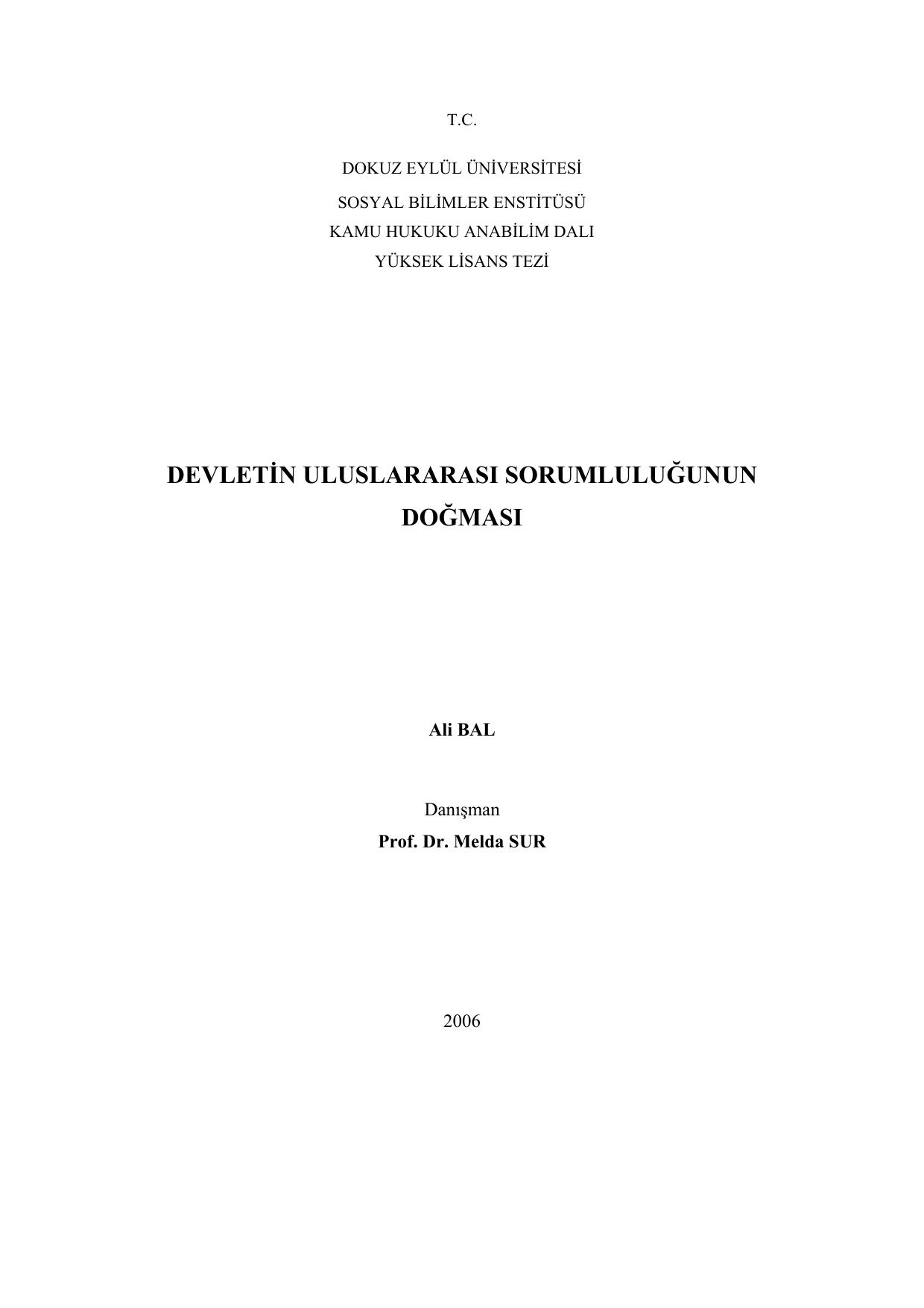 Uluslararası hukuk devletlerin çıkarlarının birleşmesidir