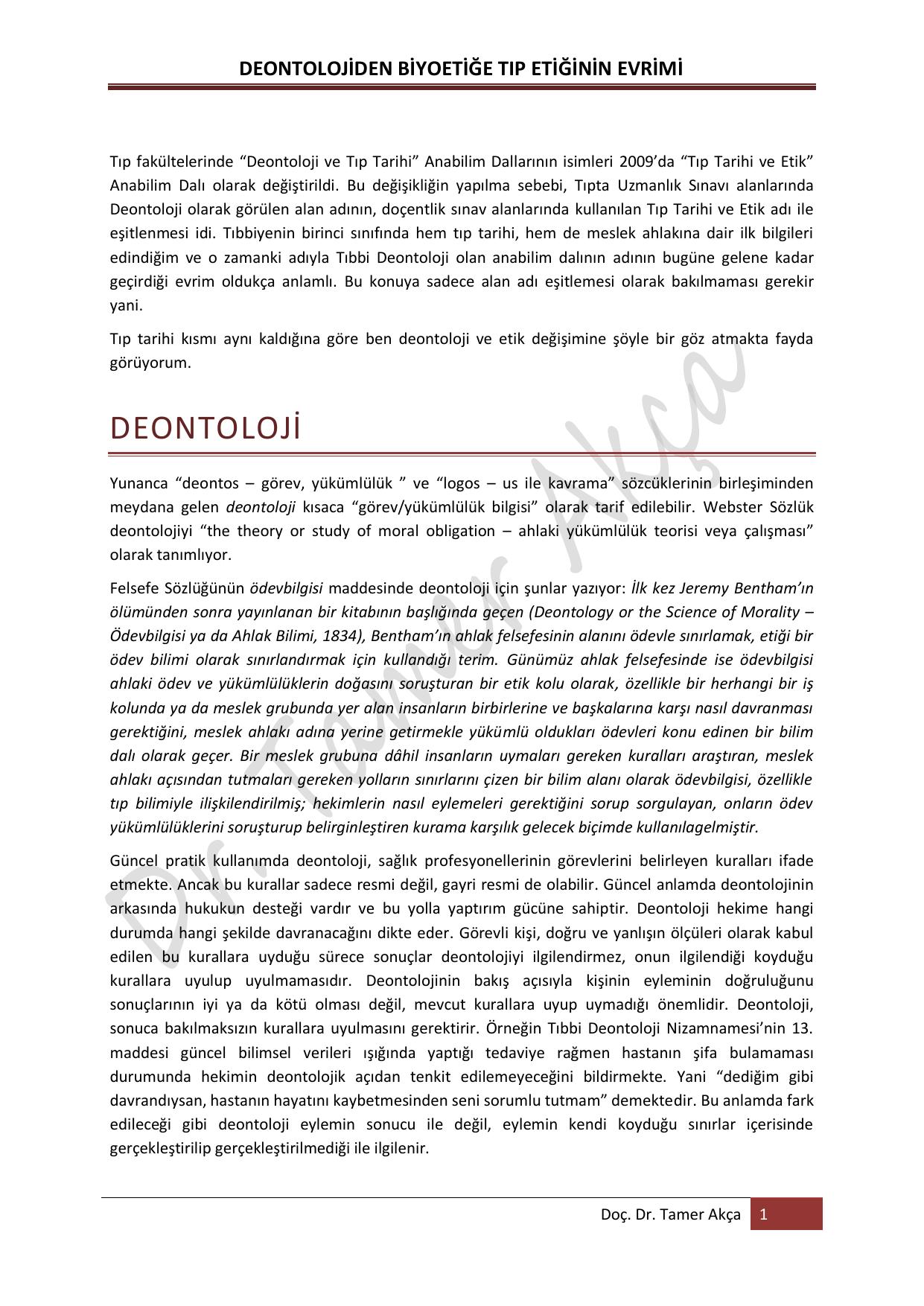 Tıp tarihi - felsefeden biyolojiye