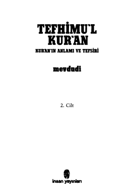 kurtubi tefsiri indir pdf cilt