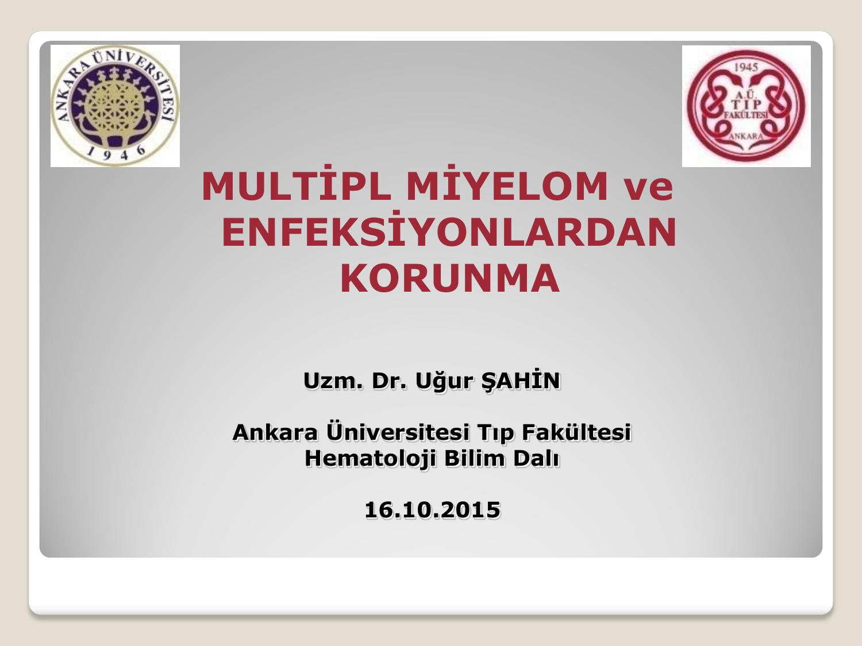 Uzm Dr Ugur Sahin