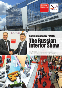 The Russian Interior Show