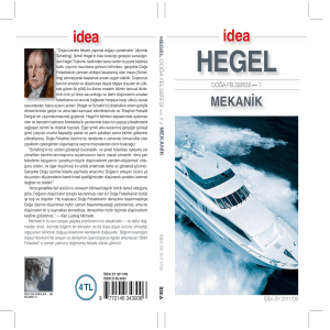 idea HEGEL