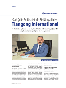 Tiangong International