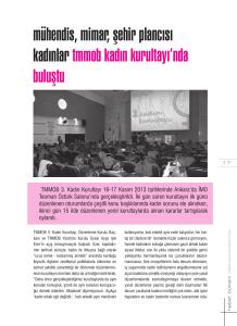 Mimarlar Odasi Ankara Subesi