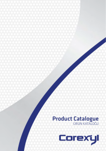 Product Catalogue - Turkish Cosmetics