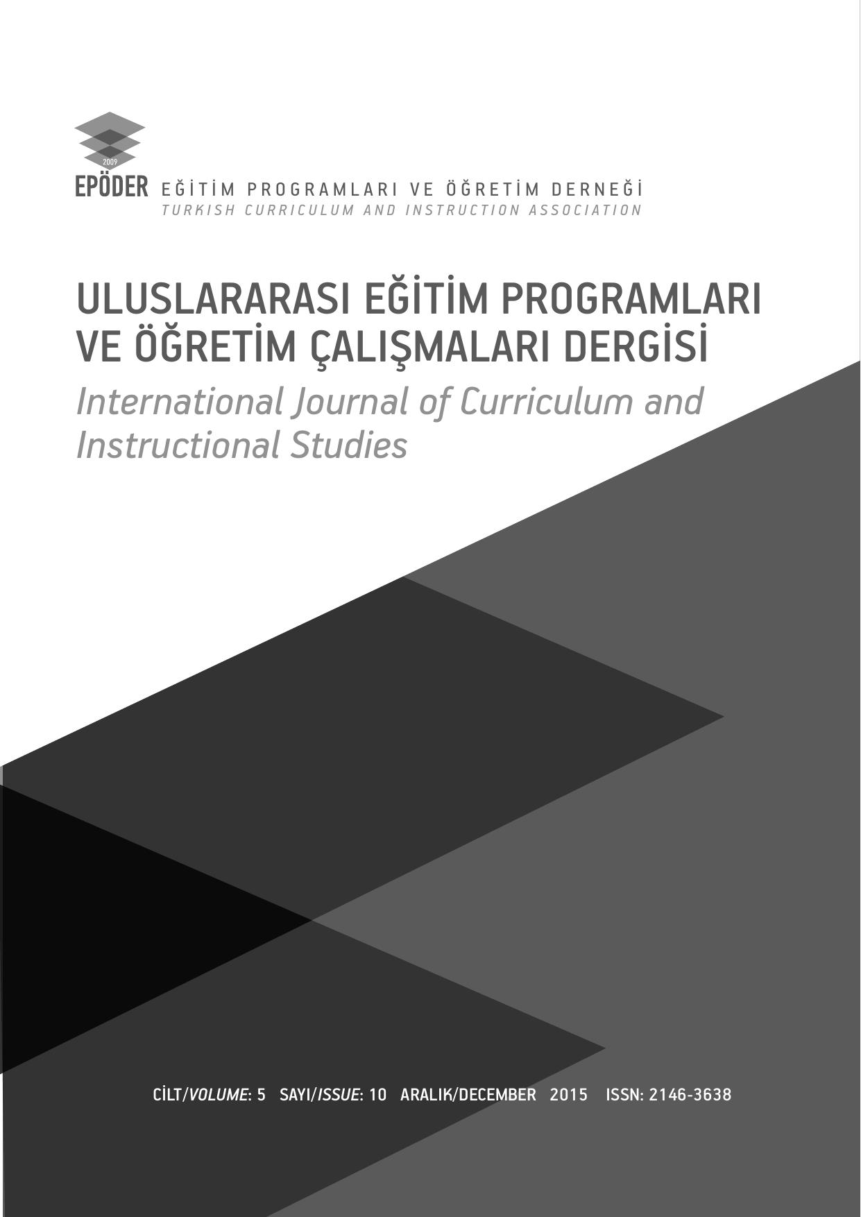 DOW ve okuldaki GEF eğitim programında bölgesel bileşen