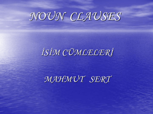 noun clauses - video.eba.gov.tr