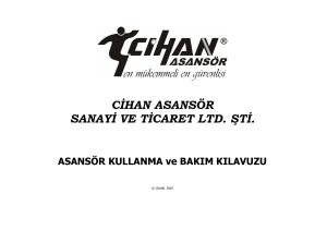 c han asansör sanay ve t caret ltd. şt