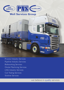 we believe in quality services Well Services Group