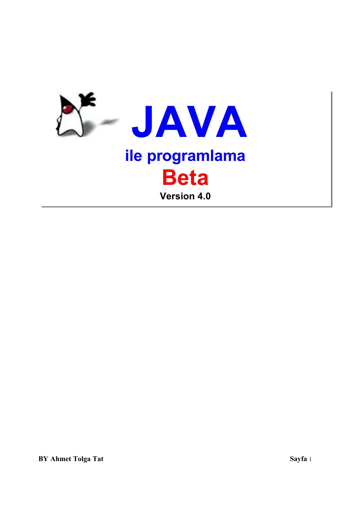 Ile Programlama