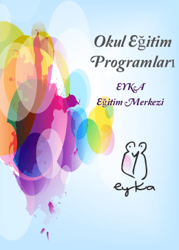 Name of presentation - EYKA | Eylem Karakaya